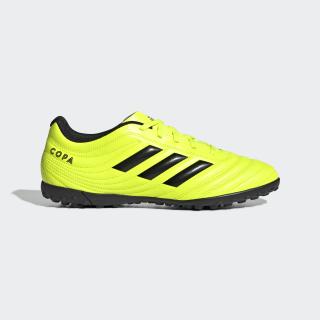 Calzado de Fútbol Copa 19.4 Césped Artificial Solar Yellow / Core Black / Solar Yellow F35483