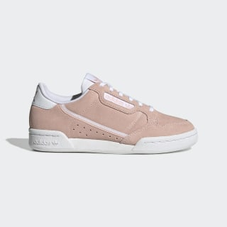 Tenis Continental 80 J Icey Pink / Grey One / Cloud White EE6423