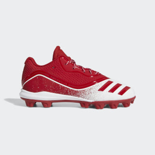 Icon V Mid Cleats Power Red / Power Red / Cloud White G28292
