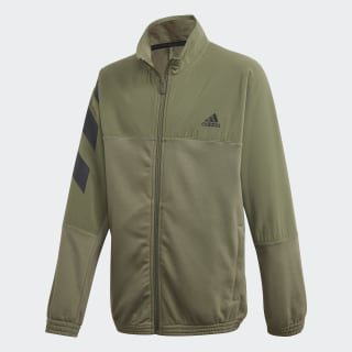 XFG Cover-Up Track Jacket Legacy Green / Black FM4830