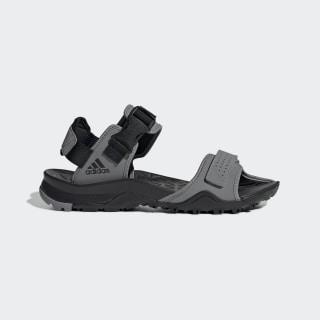 Terrex Cyprex Ultra II Sandals Grey Three / Core Black / Grey Three F36369
