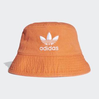 Adicolor Bucket Hat True Orange / White EC5774