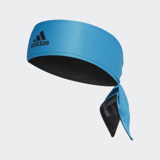 Tennis Tie Band Black / Shock Cyan / White DU8456