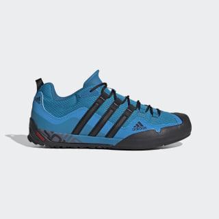 Terrex Swift Solo Shoes Dark Solar Blue / Core Black / Solar Blue D67033