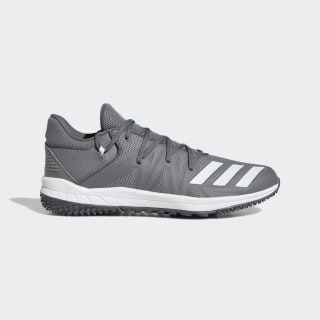 Speed Turf Shoes Grey Four / Cloud White / Grey G27679