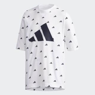 Camiseta ID Hype White / Legend Ink / Legend Ink DV0289