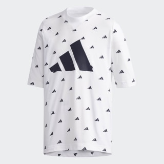 ID Hype Tee White / Legend Ink / Legend Ink DV0289