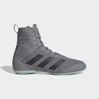 Speedex 18 Shoes Grey Three / Core Black / Green Tint EG1033