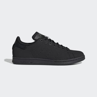 Stan Smith Schuh Core Black / Core Black / Trace Green FV4641