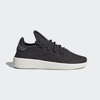 Pharrell Williams Tennis Hu Shoes Carbon/Carbon/Chalk White BB6835