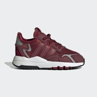 Tenis Nite Jogger Collegiate Burgundy / Collegiate Burgundy / Cloud White EF9217