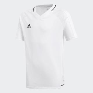 Camiseta de entrenamiento Tiro 17 White/Black BP8565