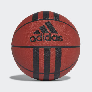 3-Stripes Basketbal Basketball Natural / Black 218977