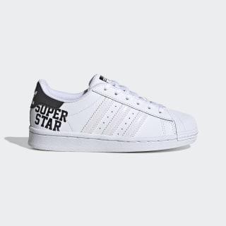 Chaussure Superstar Cloud White / Cloud White / Core Black FV3749