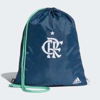 Bolsa Gym Bag CR Flamengo Blue Night / Hi-Res Green FJ0974