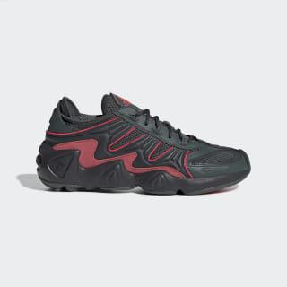 FYW S-97 Shoes Legend Ivy / Carbon / Shock Red EE5304