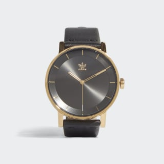 DISTRICT_L1 Horloge Gold Met. / Black CJ6333