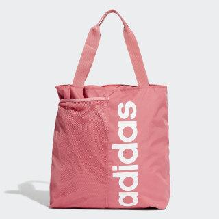 Bolsa De Ombro Linear Tote bliss pink/bliss pink/white ED0283