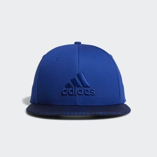 Printed Bill Hat Team Royal Blue FI3078