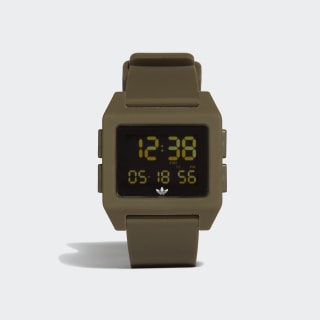 Archive_SP1 Watch Raw Khaki / Black CL4743