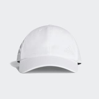 Gorra W Climalite white/white/white CG1786