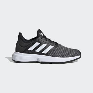 Sapatos GameCourt Core Black / Cloud White / Grey Six EG2017