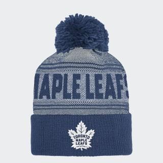 Bonnet Maple Leafs Cuffed Pom Knit Nhltml CY3994