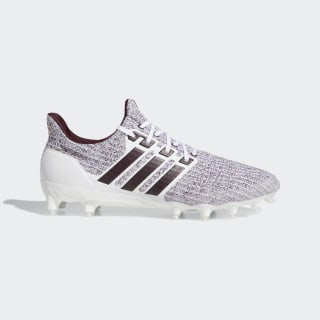 Ultraboost Cleats Cloud White / Maroon / Maroon EE9290