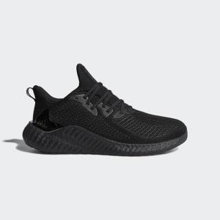Zapatillas Alphaboost Core Black / Trace Grey Metallic / Core Black G54128