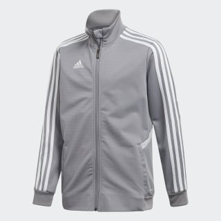 Tiro 19 Training Jacket Grey / Clear Onix / White DW4795