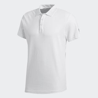 Essentials Basic Polo Tişört White BR1052