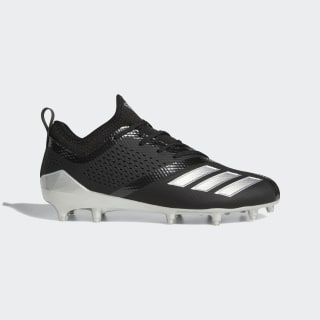 Adizero 5-Star 7.0 Lax Low Cleats Core Black / Silver Metallic / Core Black AC8227