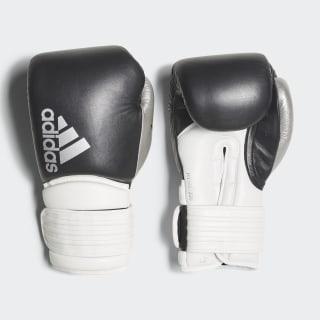 Guantes de boxeo Hybrid 300 Black / White / Shiny Silver CI9186