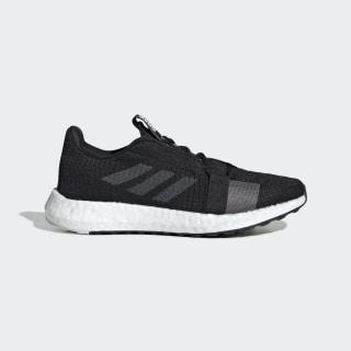 Chaussure Senseboost Go Core Black / Grey / Cloud White F33906