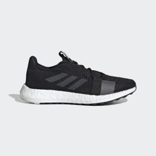 Senseboost Go Shoes Core Black / Grey / Cloud White F33906