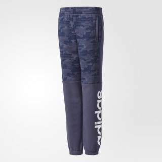 Logo Pants Trace Blue/Collegiate Navy/White CE8849