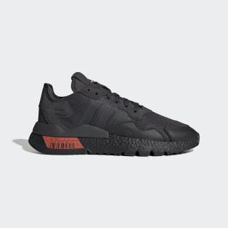 Nite Jogger Schuh Core Black / Carbon / Hi-Res Red FV3618