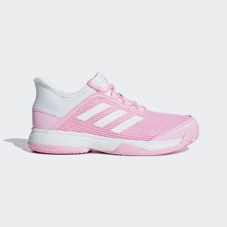 Adizero Club Shoes True Pink / Cloud White / Cloud White BD8040