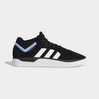 Кеды Tyshawn core black / ftwr white / light blue EE6076