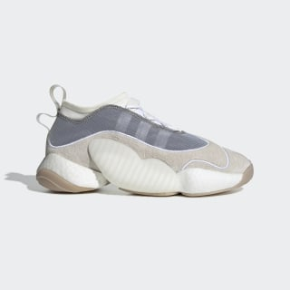 8fc6e39ba5a Bristol Crazy BYW LVL II Shoes Cloud White   Running White   Collegiate Navy  BB7682