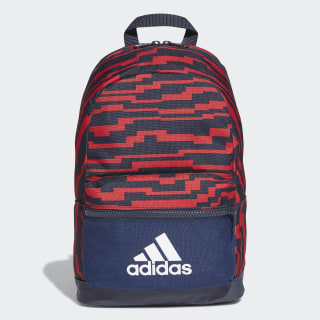 Classic Backpack Legend Ink / Scarlet / White FN0980