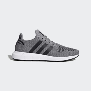 Tênis Run Swift Grey Three / Core Black / Medium Grey Heather CQ2115