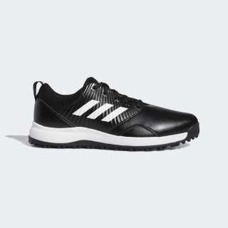 CP Traxion Spikeless Shoes Core Black / Cloud White / Silver Metallic F34994