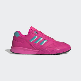 A.R. Trainer Shoes Shock Pink / Hi-Res Aqua / Ice Mint EE5400