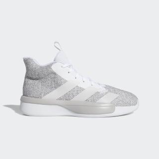 Tenis de básquet Pro Next 2019 Cloud White / Grey Two / Core Black EH1968