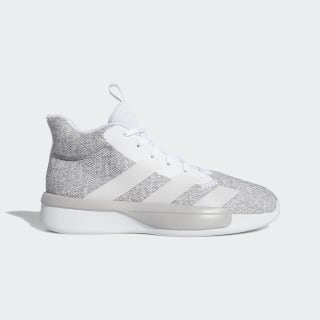Zapatillas de básquet Pro Next 2019 Cloud White / Grey Two / Core Black EH1968