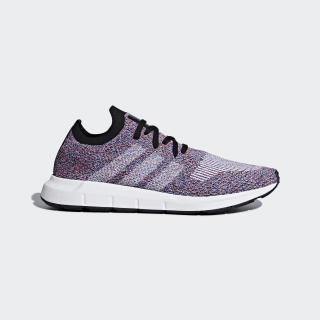 Chaussure Swift Run Primeknit Purple/Hi-Res Red/Ftwr White/Core Black CQ2896