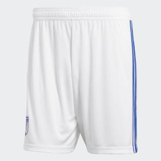 Pantaloneta de Fútbol Millonarios FC Local White / Collegiate Royal CE8691