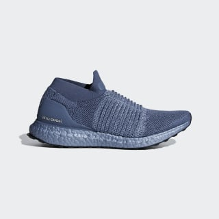 Ultraboost Laceless Shoes Tech Ink / Raw Grey / Core Black AC8193