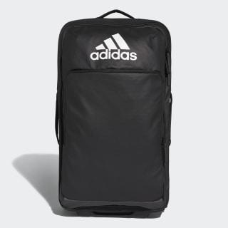 Bolso con Ruedas Mediano BLACK/BLACK/WHITE CY6056